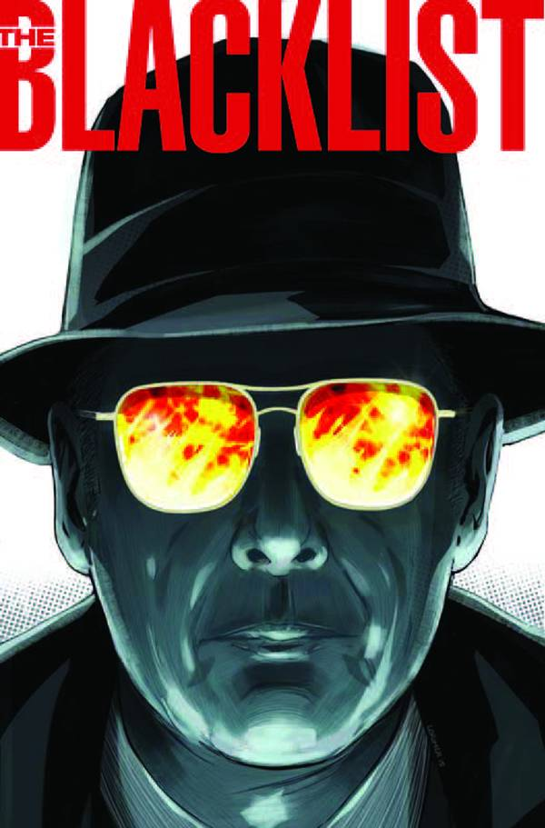 The Blacklist #6 - Subscription Cover