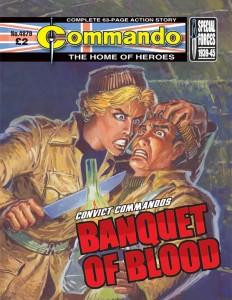 Commando No 4879 – Banquet Of Blood