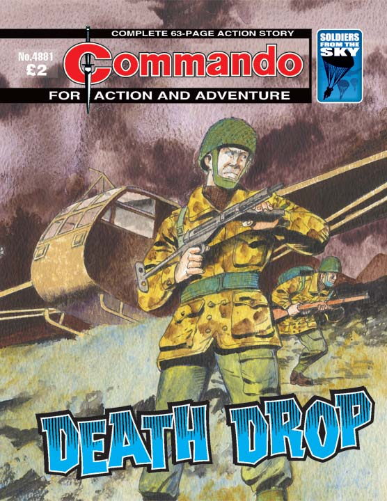 Commando No 4881 – Death Drop
