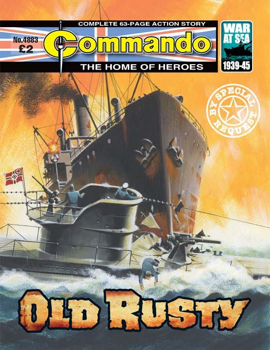 Commando No 4883 – Old Rusty