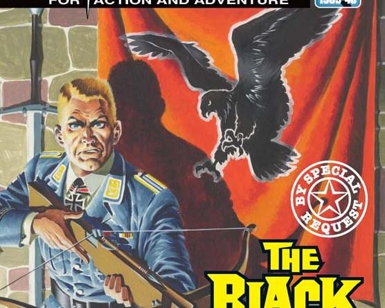 Commando No 4885 – The Black Eagle