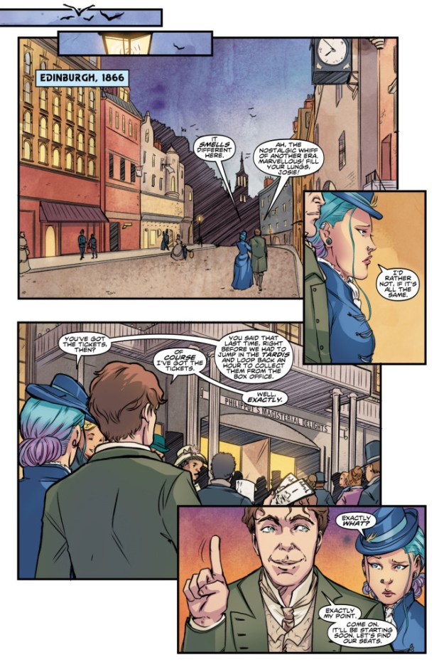Doctor Who: The Eighth Doctor #3 - Preview 1