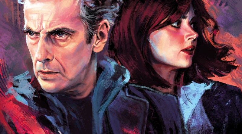 Doctor Who: The Twelfth Doctor – Year Two #1 -Cover A