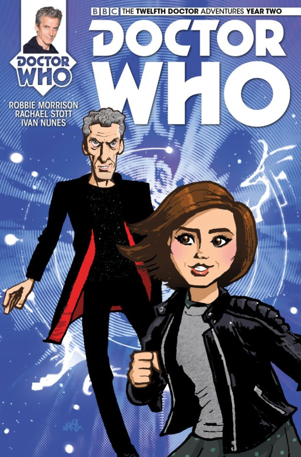 Doctor Who: The Twelfth Doctor – Year Two #1 - Cover D