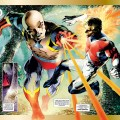 Marvel Fact Files Issue 149 Mastermind Gatefold