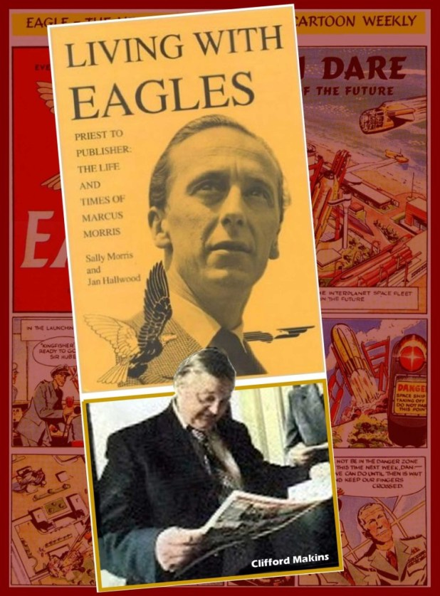 Living with Eagles and Clifford Makins