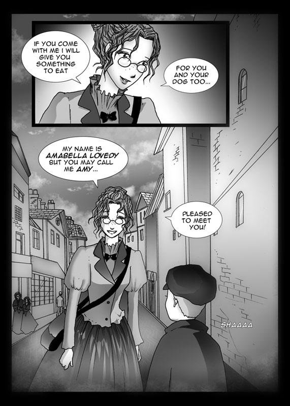 Midnight Tea Page 17 - Inks