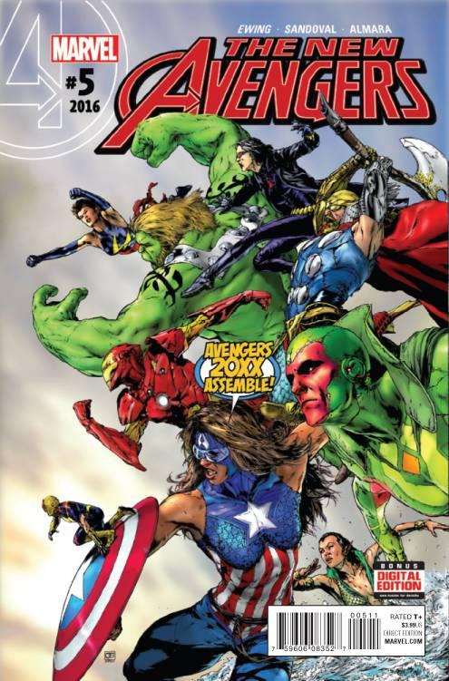New Avengers #5