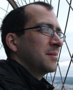 SF author Tony Cooper