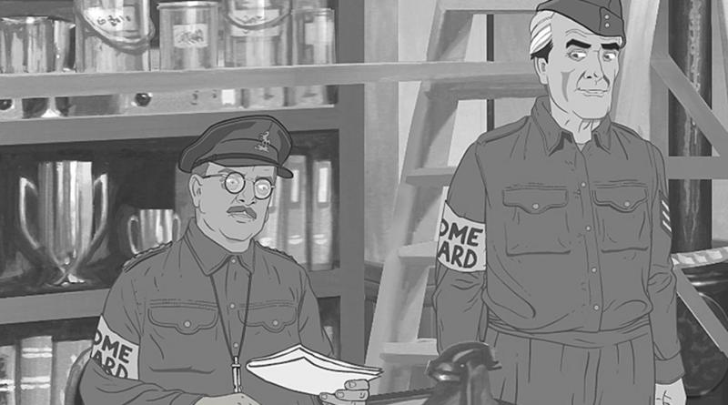"The lost Dad's Army episode ""A Stripe For Frazer"" will be available on new digital service BBC Store from Thursday 4th February, 2016"