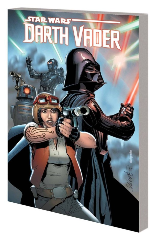 Star Wars Darth Vader Trade Paperback Volume 2