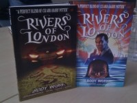 Rivers of London: Body Work, the first official comic strip based on Ben Aaronovitch's acclaimed fantasy/ police proceedural novels, will be released as a softback and hardback collection by Titan Comics. Photo: Lee Sullivan