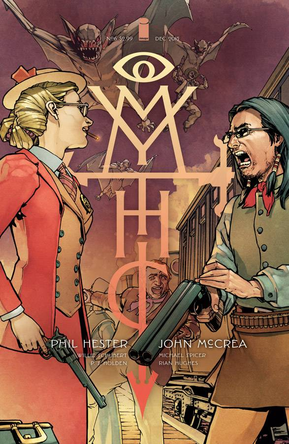 Mythic #6 Cover-B