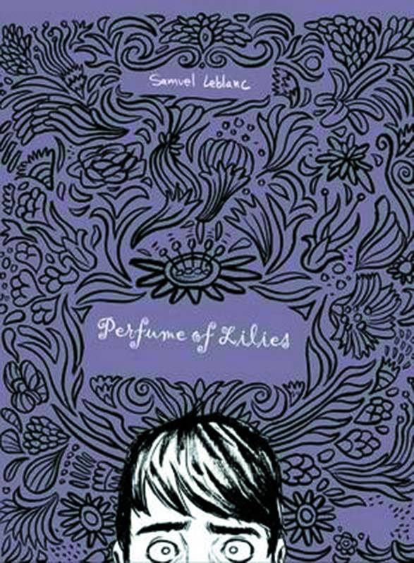 Perfume Of Lilacs Graphic Novel
