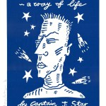 """Steven Appleby - """"Rockets, A Way of Life"""" Limited Edition Print"""