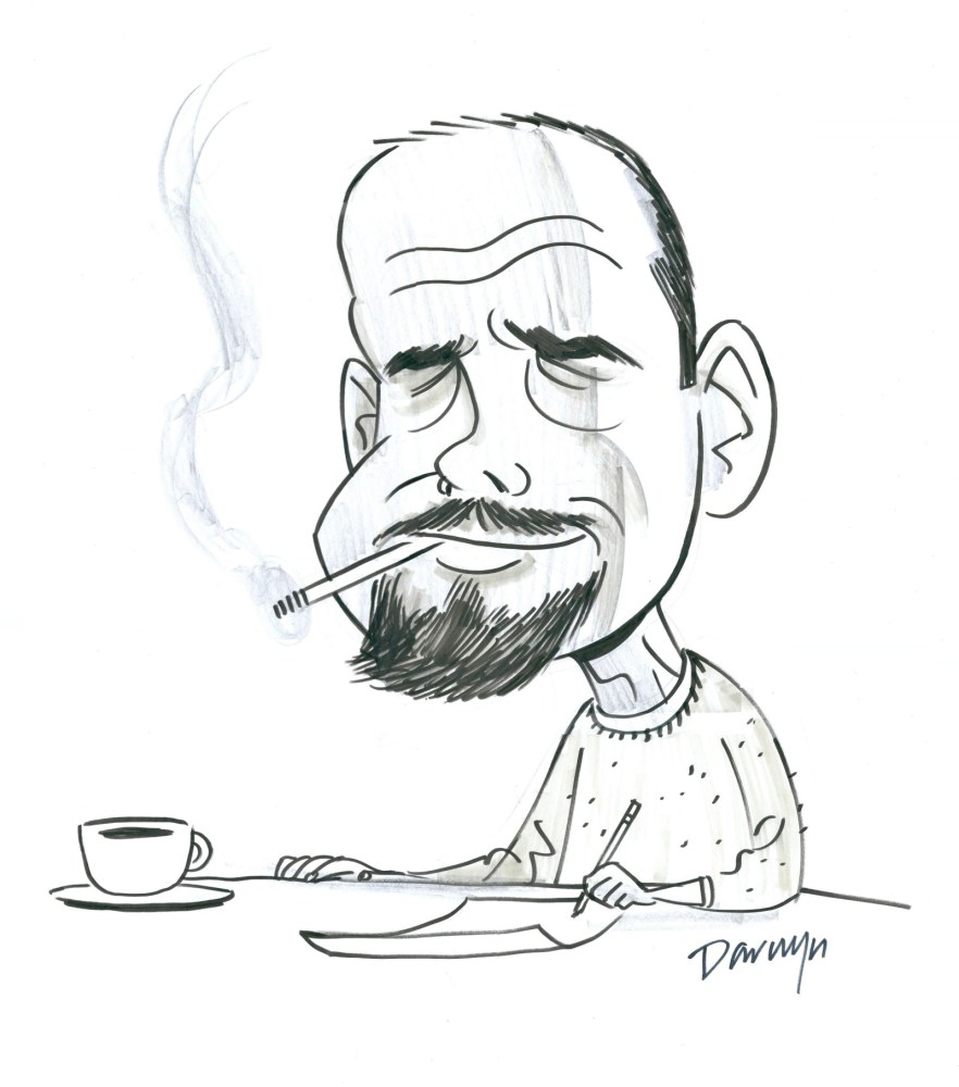 Darwyn Cooke - Self Portrait