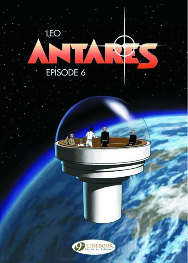 Antares Trade Paperback Volume 6 - Episode 6