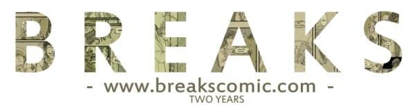 BREAKS by Emma Vieceli and Malin Ryden