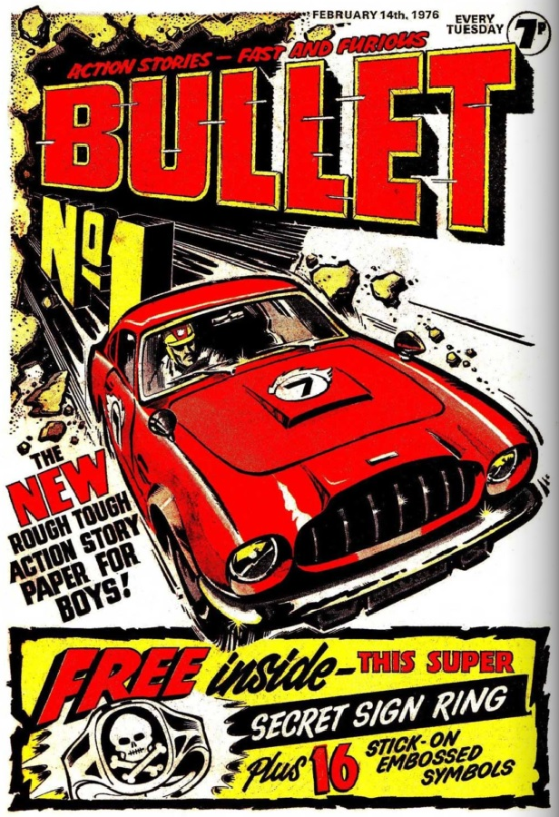 Bullet Issue One