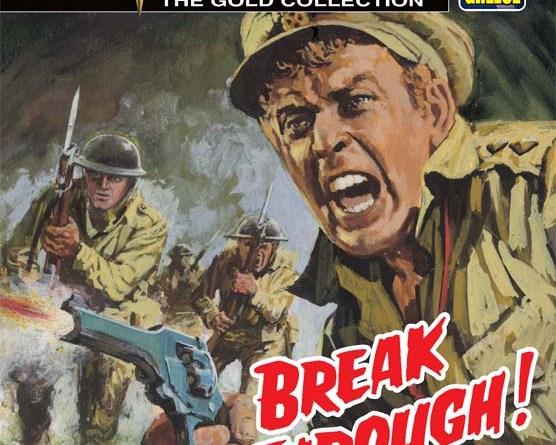 Commando No 4892 – Break Through!