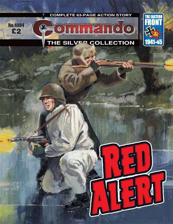 Commando No 4894 – Red Alert