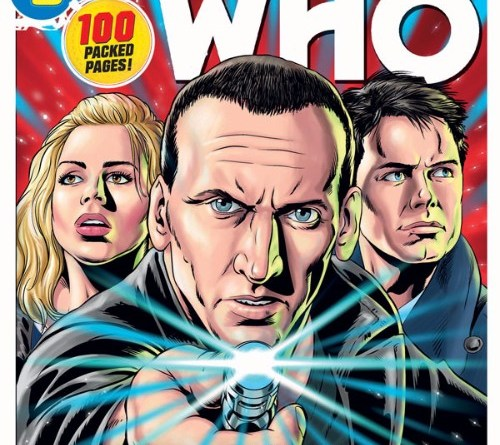 Doctor Who: Tales from the TARDIS #3 - Cover