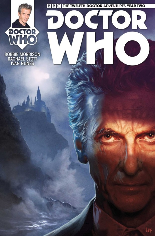 Doctor Who: The Twelfth Doctor #2.2 Cover A