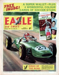 Eagle and Swift Issue One, cover dated 9th March 1963