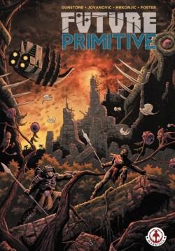 Future Primitive Soft Cover Edition