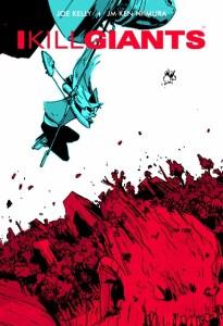 I Kill Giants Fifth Anniversary Cover