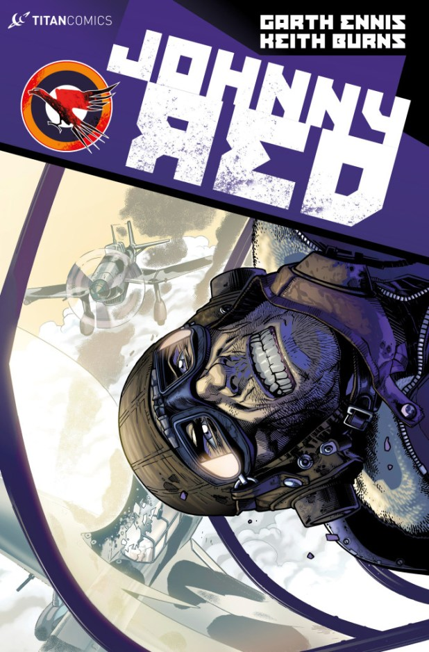 Johnny Red #4 Cover A by Kev Walker