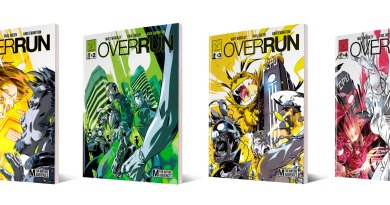 Overrun Cover Set