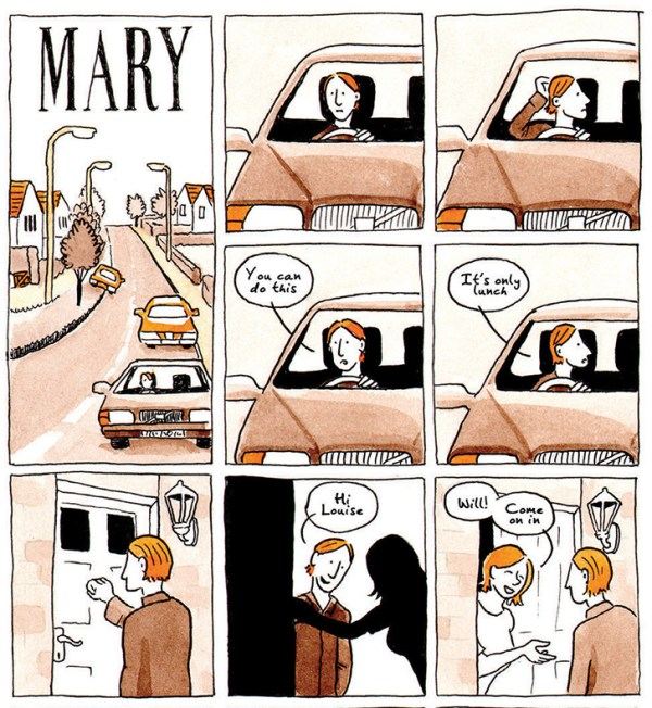"""""""Mary"""" by Ross Mackintosh"""