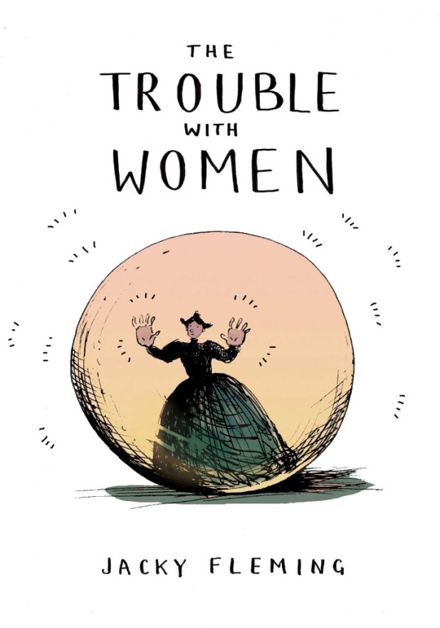 The Trouble With Women - Cover