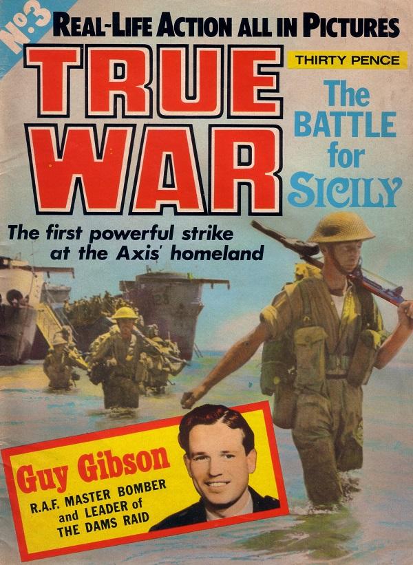 True War Issue 3 DTT