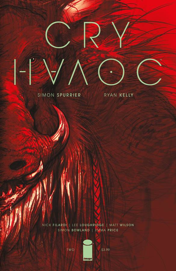 Cry Havoc #2 Cover A