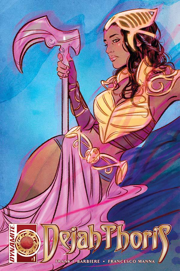 Dejah Thoris #1 - Cover C