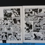"""The """"Duran Duran"""" strip from Look-In Issue 50, by Steve McGarry"""