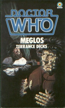 Doctor Who: Meglos cover, published in 1983