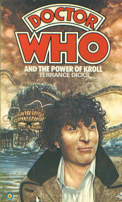 Andrew Skilleter's cover art for The Power of Kroll is missing - can you help? The book was published in 1980.