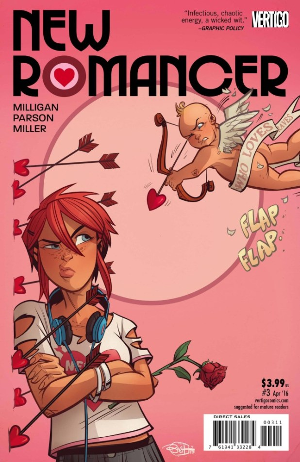 New Romancer #3