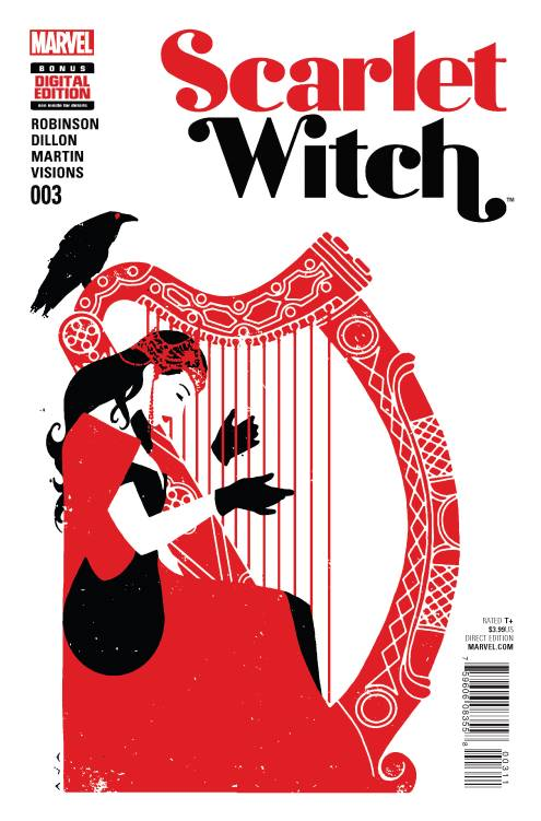 Scarlet Witch #3
