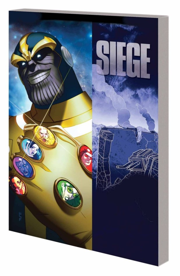 Siege Battleworld Trade Paperback