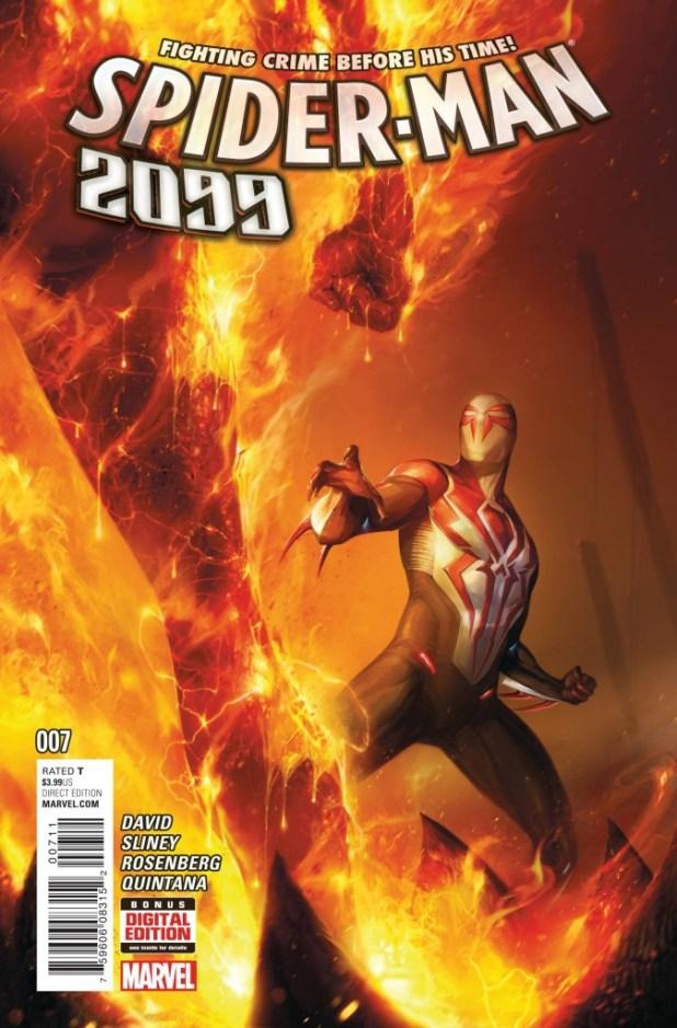 Spider-Man 2099 #7