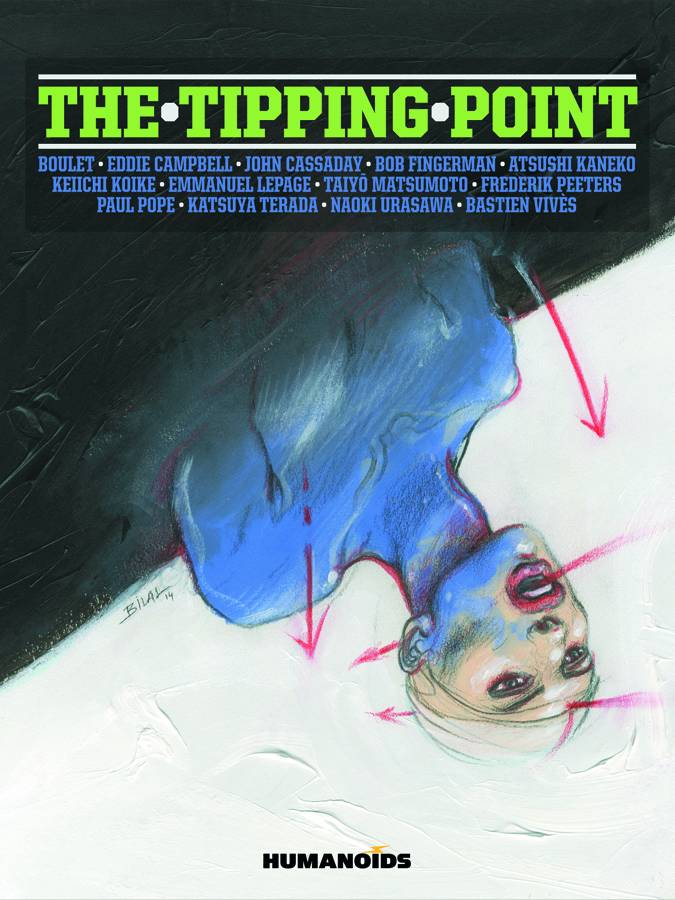 The Tipping Point Hard Cover