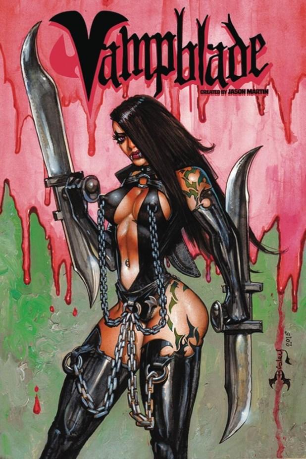 Vampblade #1