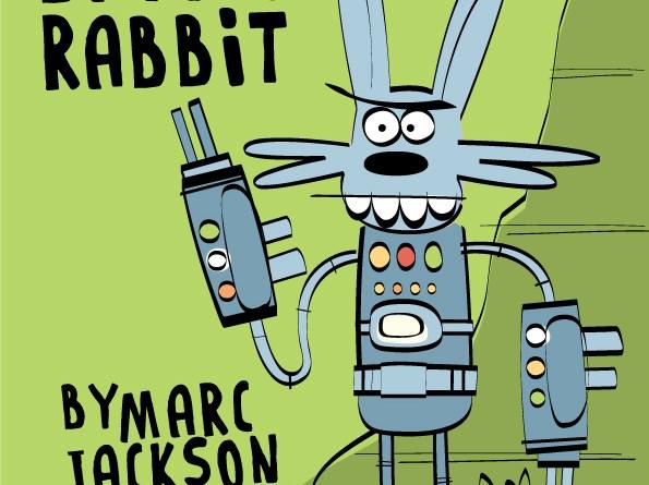Bionic Battle Rabbit - Cover