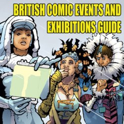 British Comics Events and Exhibition Guide