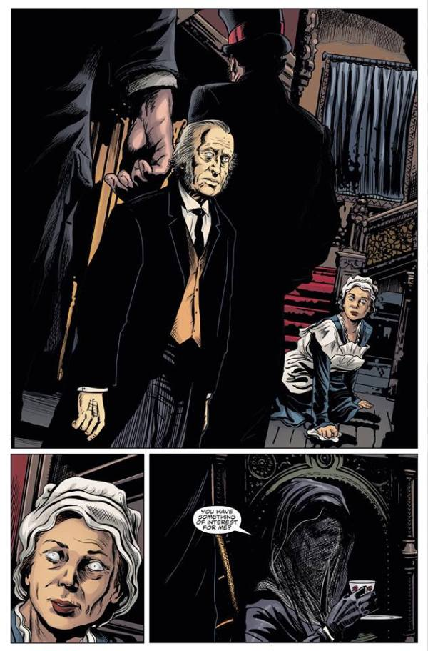 Doctor Who: The Fourth Doctor #1 - P2