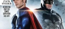 Batman v Superman Movie Magazine On Sale Now in UK